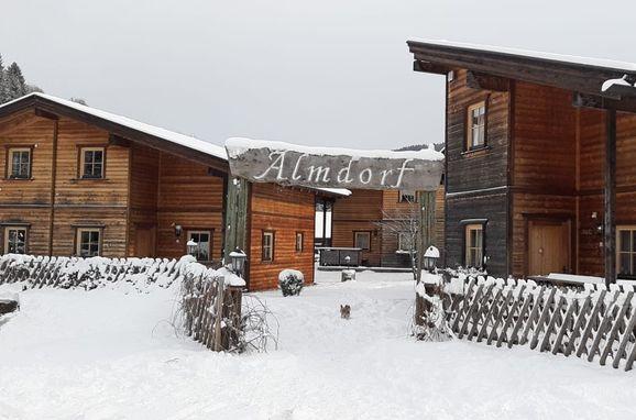 Winter, Almdorf Wildschönau - W1, Wildschönau/Niederau, Tirol, Tirol, Österreich