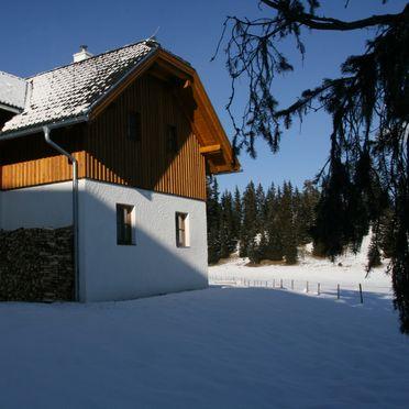 Hüttendorf Flattnitz - Typ C, Winter
