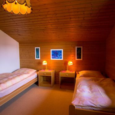 Schlafzimmer, Haus Framgard in Bad Kleinkirchheim, Kärnten, Kärnten, Österreich