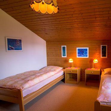 Schlafzimmer, Haus Framgard, Bad Kleinkirchheim, Kärnten, Kärnten, Österreich