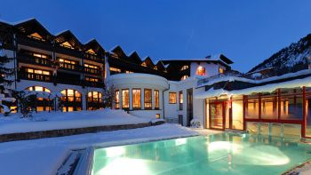 Winter im Hotel Tyrol am Haldensee