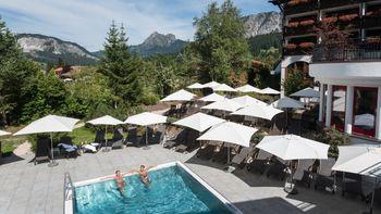 Wiedereröffnung im Hotel Tyrol am Haldensee