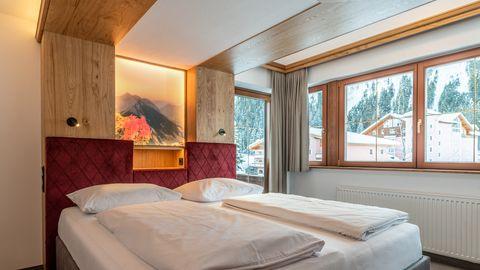 Erkerzimmer Alpenrose
