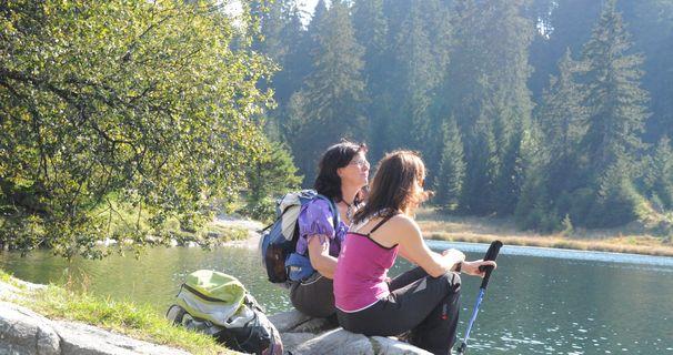 Schnupperwandern im Naturpark Tiroler Lech (Suite M/L) | 4 Nächte
