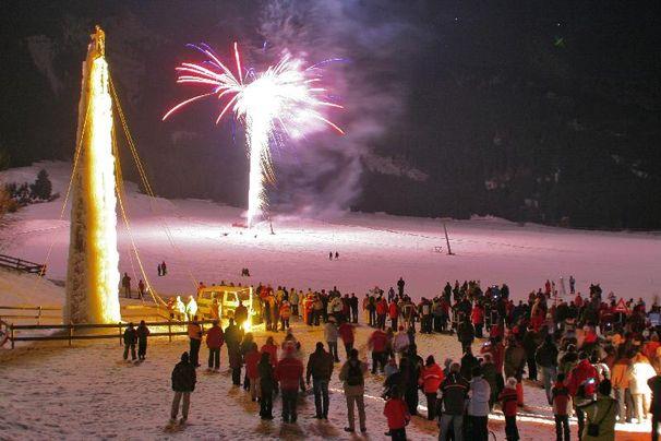 Bergsilvester in Tirol 2019/2020