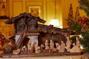 Weihnachten und Silvester 20.12.bis 3.1.2019