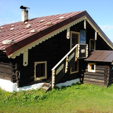 Firstwandhütte II, Frontansicht2