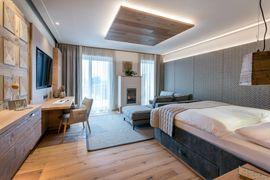 Panoramazimmer im Hotel & Spa Genussdorf Gmachl