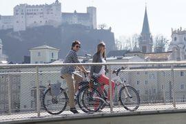 E-Bike Verleih im Genussdorf Gmachl