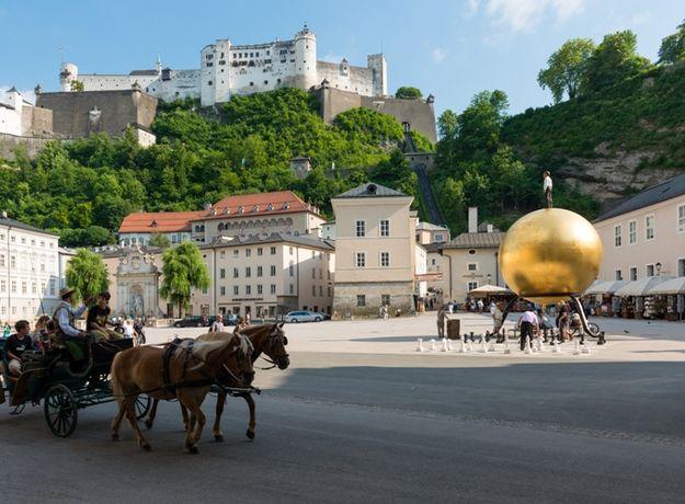 Salzburger Festspiele August