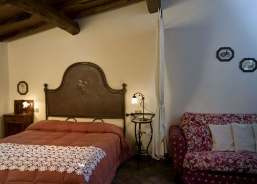 Peonia (4/4) - Weingut & Biohotel La Pievuccia