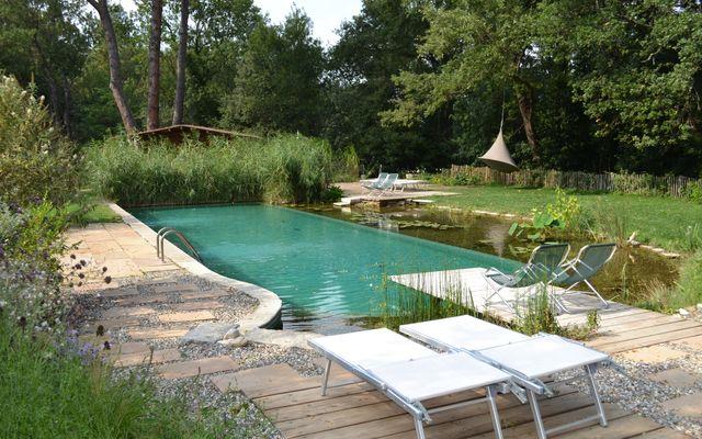 Biohotel Il Cerreto: Mit Schwimmteich