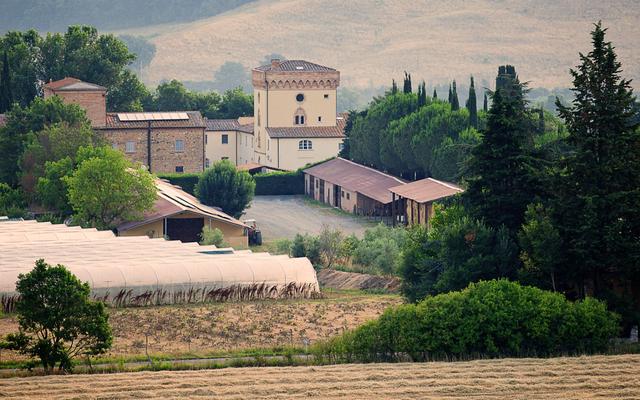 Biohotel Il Cerreto: Urlaub in der Toskana
