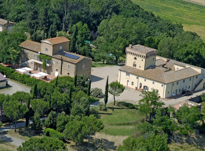 Biohotel Il Cerreto: Urlaub in der Toskana - Bio-Agriturismo Il Cerreto, Pomarance (Pisa), Toskana, Italien