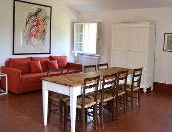 Apartment No. 4 / price per week - Bio-Agriturismo Il Cerreto