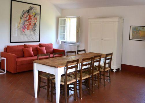 Apartment No. 4 / price per week (1/7) - Bio-Agriturismo Il Cerreto