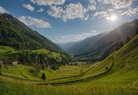 A&L Bergwanderzeit | 28.07. - 01.09.2018