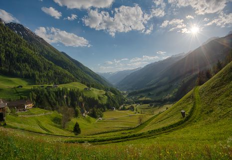 A & L Bergwanderzeit | 05.08. - 26.08.2017