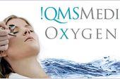 Oxygen-Gesichtsbehandlung