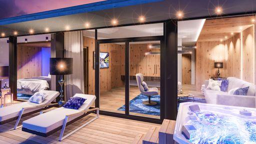 Penthouse Suite in Südtirol, Ahrntal, Lunaris