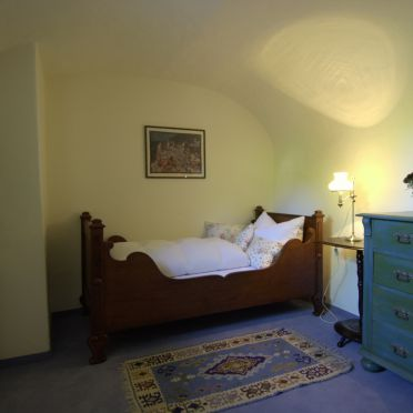 """Gut Ottmanach """"Schlosshof"""", Schlafzimmer"""