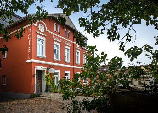 Biohotel Amadeus, Schwerin, Mecklenburg-Western Pomerania, Germany (1/17)