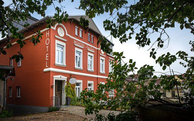 Biohotel Amadeus in Schwerin