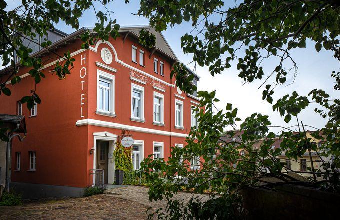 Biohotel Amadeus - Schwerin, Mecklenburg-Vorpommern, Deutschland