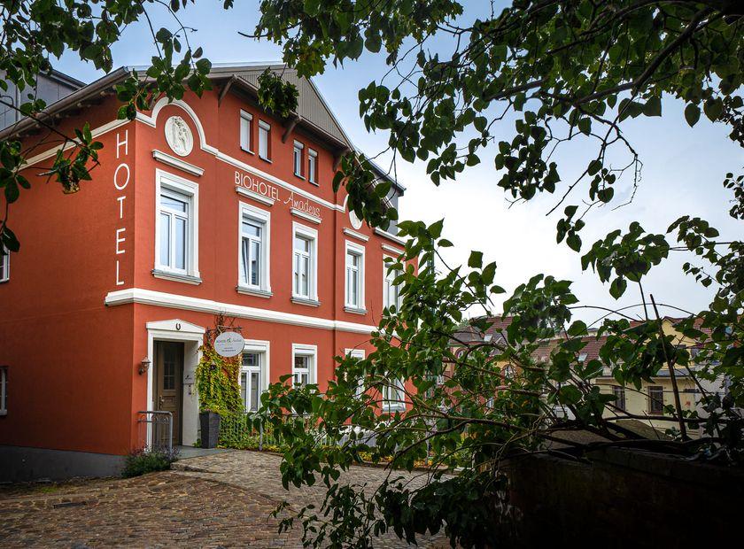 Biohotel Amadeus in Schwerin - Biohotel Amadeus, Schwerin, Mecklenburg-Vorpommern, Deutschland