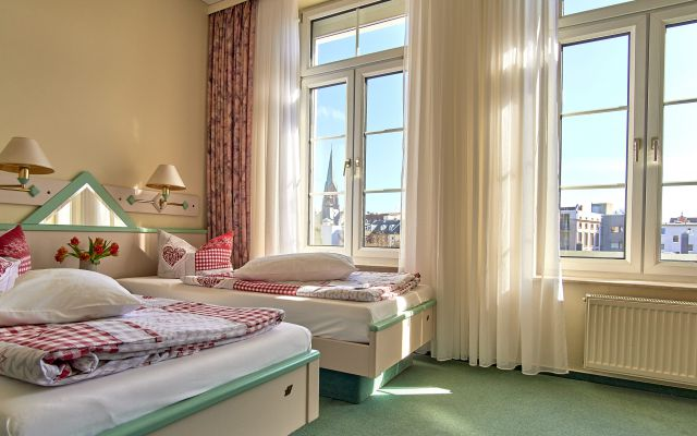 Biohotel Amadeus Auszeit in Schwerin