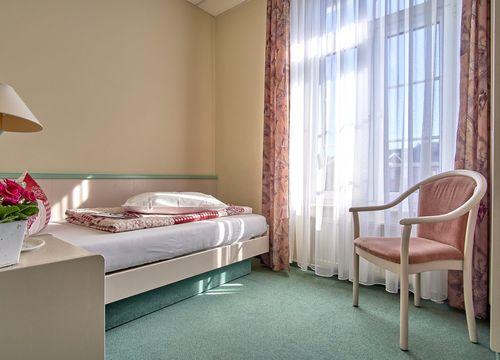 Single room (1/2) - Biohotel Amadeus