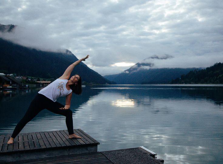 Yoga Bliss Tage im Strandhotel am Weissensee