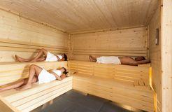 Biohotel Pennhof: Sauna - Pennhof, Barbian (Bozen), Trentino-Südtirol, Italien