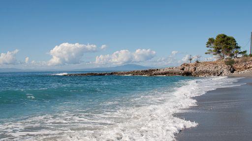 Biohotel Mani Sonnenlink Sommerurlaub Griechenland Meer