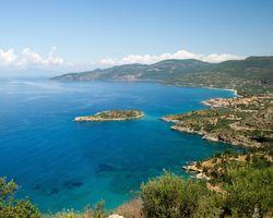 Biohotel Mani Sonnenlink: Berge & Meer - Mani Sonnenlink, Pyrgos-West Mani, Griechenland