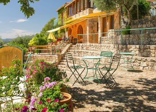 Biohotel Mani Sonnenlink: Sonnenhaus - Mani Sonnenlink, Pyrgos-West Mani, Griechenland