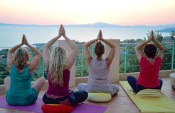 Biohotel Mani Sonnenlink: Yoga mit Meerblick - Mani Sonnenlink, Pyrgos-West Mani, Griechenland