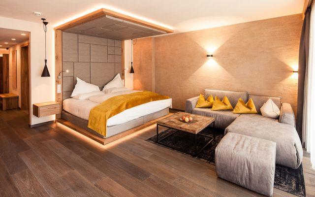 Zimmer Royal Garden Suite