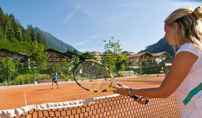 Neu: Schnupper-Tenniskurse