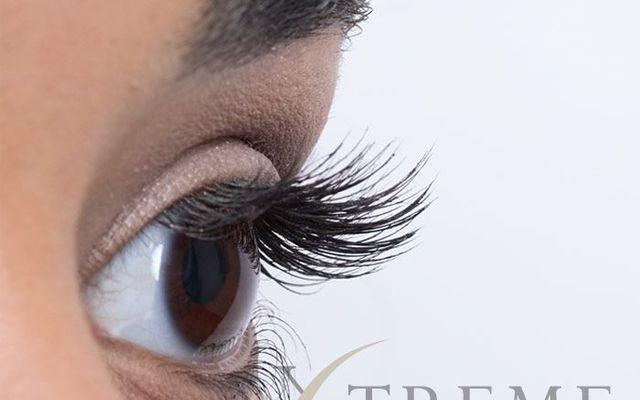 Wimpernverlängerung X-Lashes