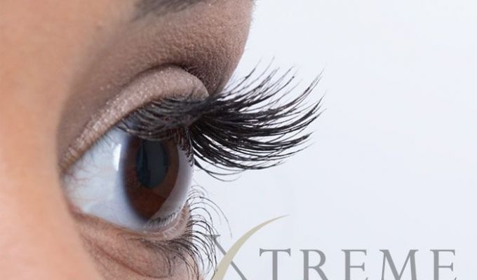 Eye-lash extensions