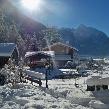 Winter Aussicht, Bergchalet Klausner Edelweiß, Ramsau im Zillertal, Tirol, Tirol, Österreich