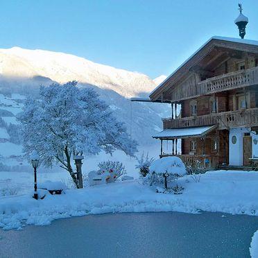 Bergchalet Klausner Almrausch, Winter