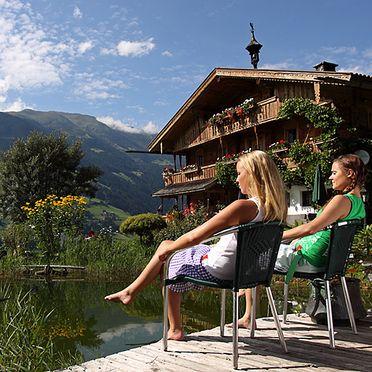 Sommer, Bergchalet Klausner Almrausch, Ramsau im Zillertal, Tirol, Tirol, Österreich