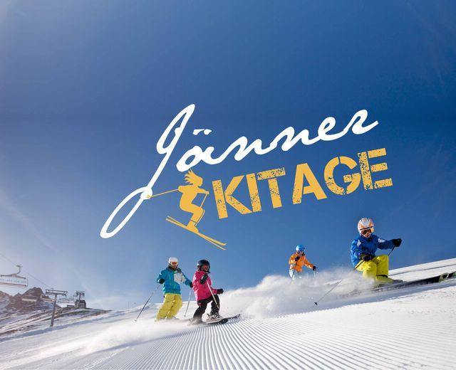 Jänner Skitage