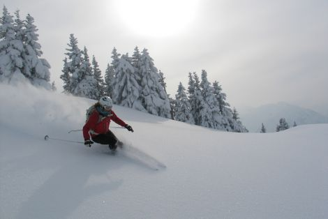 Ski holidays in the Tannheimertal