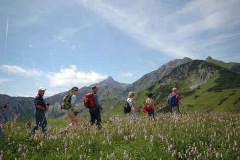 Lumberger Hof Hiking Week 2018
