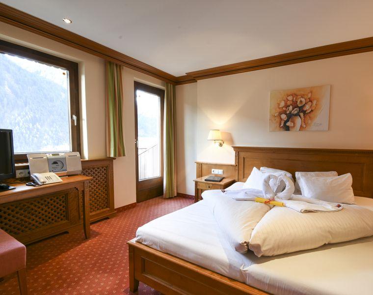 "Doppelzimmer de Luxe: Doppelzimmer ""Silvretta de Luxe"""