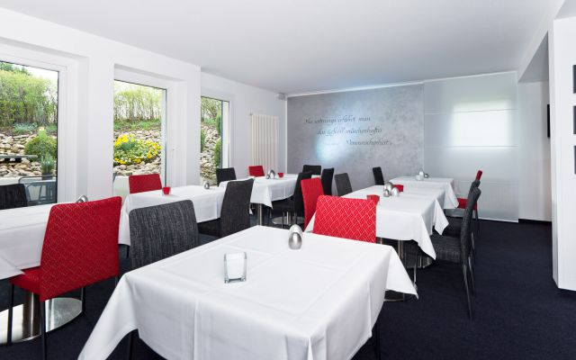 Biohotel Wilhelmshöher Tor: Restaurant