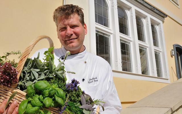 Biohotel Lenzen: Küchenchef Knut Jessen